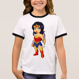 Camiseta Ringer Princess