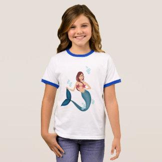 Camiseta Ringer Sereia