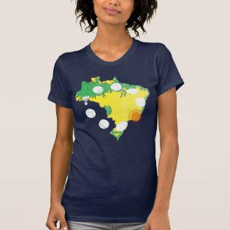 Camiseta Río 2016 el Brasil olímpico