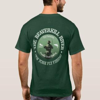 Camiseta Río de Beaverkill (pesca con mosca)