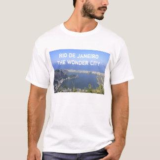 Camiseta Río de Janeiro, la ciudad de la maravilla
