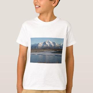 Camiseta Río máximo pionero de la montaña y de Matanuska