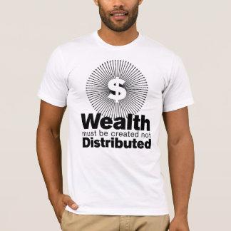 Camiseta Riqueza creada
