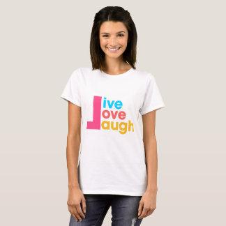 Camiseta Risa viva del amor