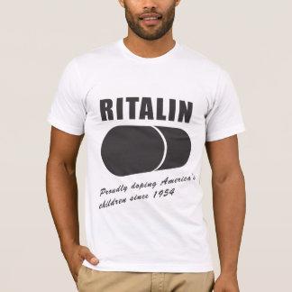 Camiseta Ritalin: Dopando a los niños de América desde 1954