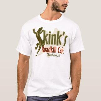 Camiseta Roadkill Café de Skink