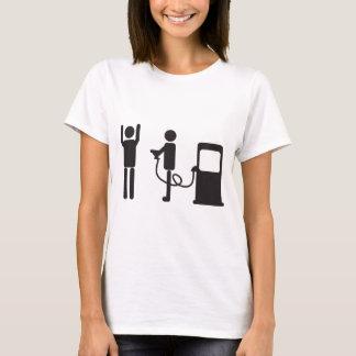 Camiseta Robo de la bomba de gas