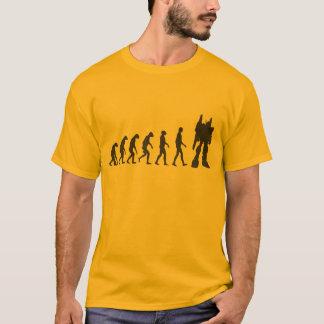 Camiseta Robo-Evolución