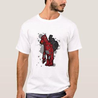 Camiseta Robot de la barriga