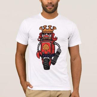 Camiseta Robot del dibujo animado