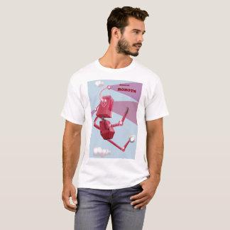 Camiseta Robots