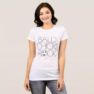 Camiseta Roca calva de los polluelos