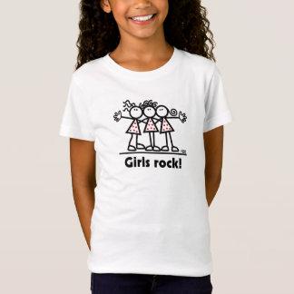 Camiseta ¡Roca de los chicas!