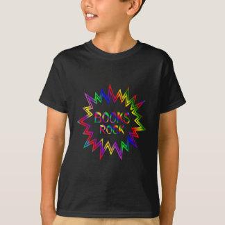 Camiseta Roca de los libros