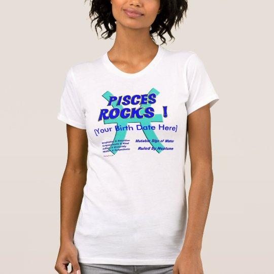 Camiseta ¡Roca de Piscis!