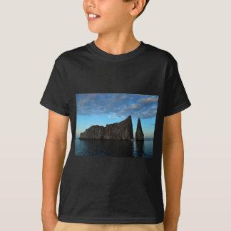 Camiseta Roca del golpeador, las Islas Galápagos