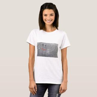 Camiseta Roca feliz