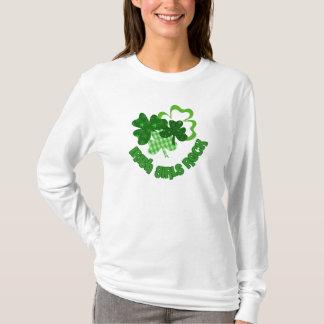 Camiseta Roca irlandesa de los chicas