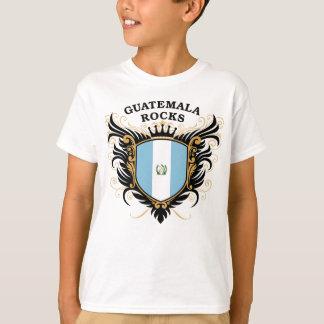 Camiseta Rocas de Guatemala
