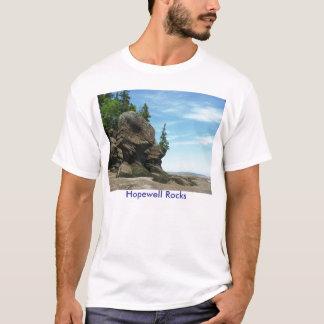 Camiseta Rocas de Hopewell