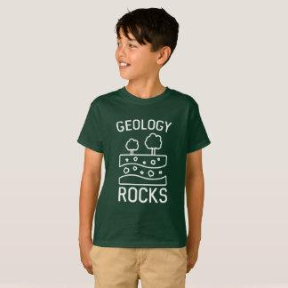 Camiseta Rocas de la geología