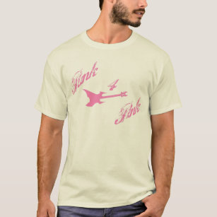Camisetas Rosa Guitarra  938d0413c5074