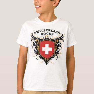 Camiseta Rocas de Suiza