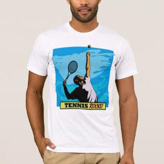 Camiseta ¡Rocas del tenis!
