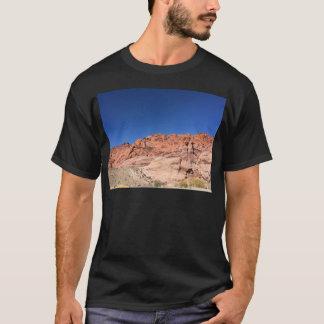 Camiseta Rocas rojas y cielos azules
