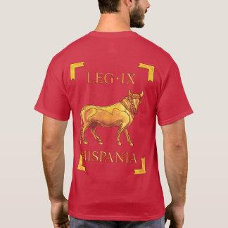 Camiseta romana de 9 Legio IX Hispania Vexillum
