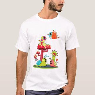 Camiseta romance del critter