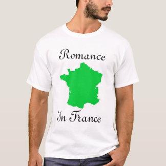 Camiseta Romance en Francia