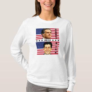 Camiseta Romney/Ryan 2012