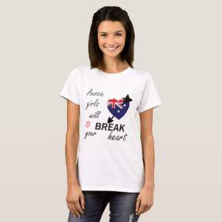 Camiseta Rompecorazones australiano