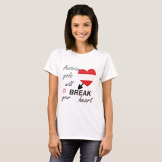 Camiseta Rompecorazones austríaco