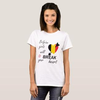 Camiseta Rompecorazones belga