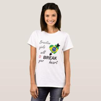 Camiseta Rompecorazones brasileño