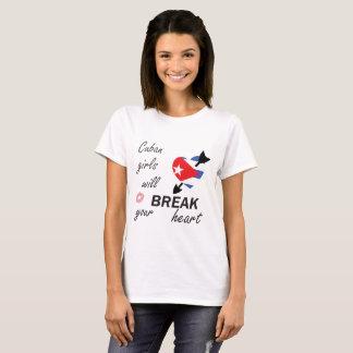 Camiseta Rompecorazones cubano