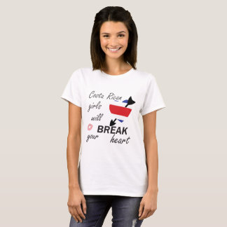 Camiseta Rompecorazones de Rican de la costa