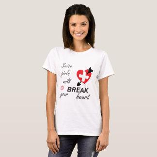 Camiseta Rompecorazones suizo