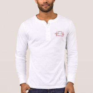 Camiseta Ropa de encargo del nombre y del empleo del