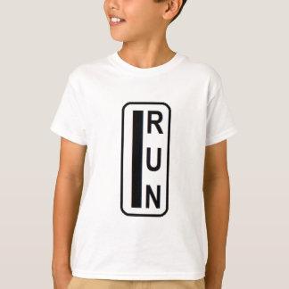 Camiseta Ropa de la aptitud de IRÚN