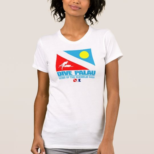 Camiseta Ropa de Palau de la zambullida