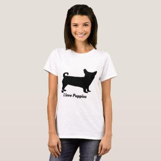 Camiseta Ropa del amor del perro casero