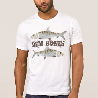 Camiseta Ropa del Bonefish