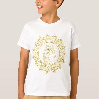 Camiseta Ropa del diseño del dragón de la fantasía