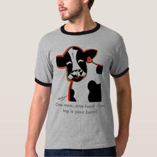 Camiseta Ropa del MOO - opciones udderly fantásticas del
