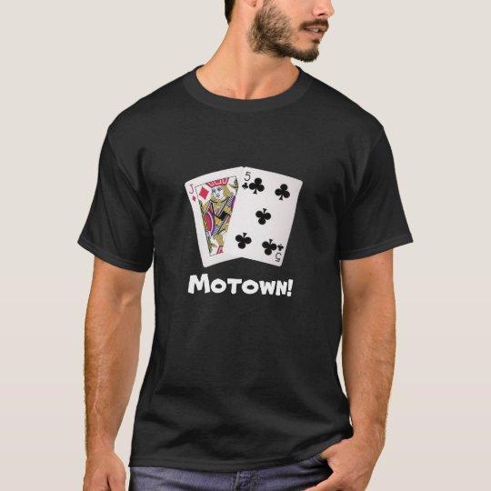 Camiseta Ropa del póker
