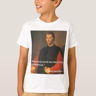 Camiseta Ropa ligera de Maquiavelo 2