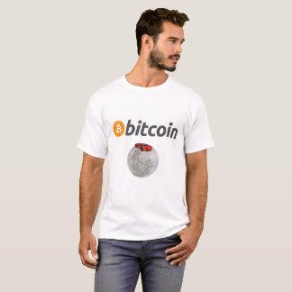 Camiseta Ropa para hombre de las Camisetas-Bitcoin de